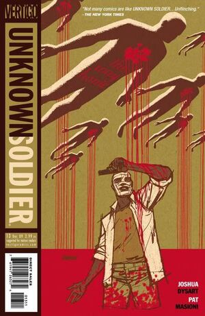 Cover for Unknown Soldier #13