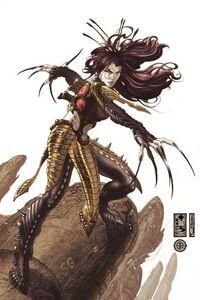 Yuriko Oyama (Earth-616)
