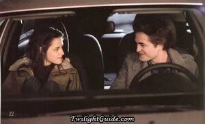 Bella-edward-car