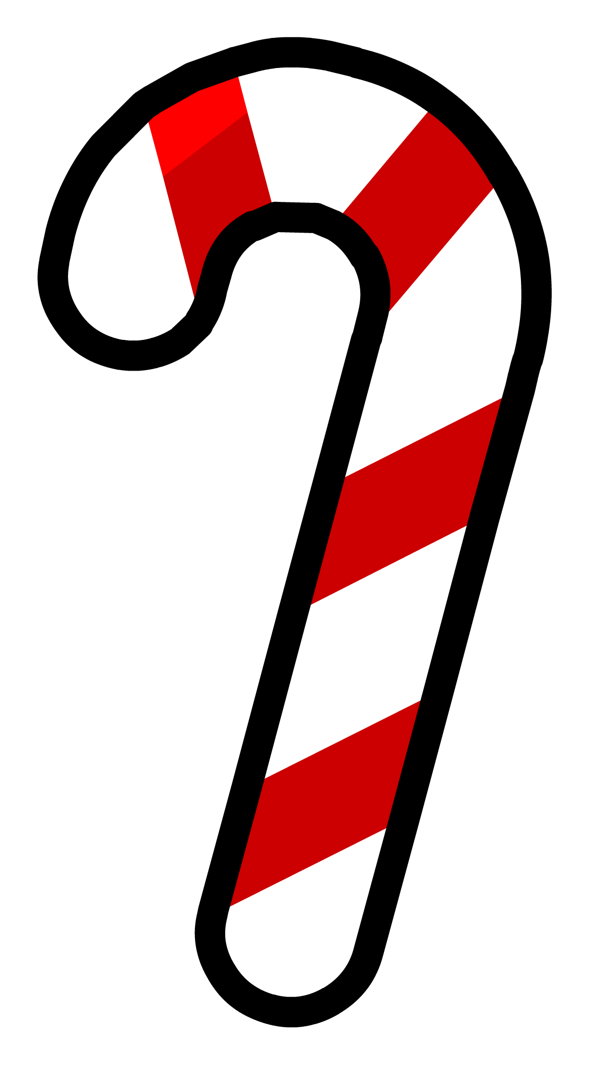 history of  candy cane