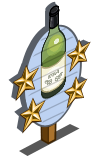 White Sangria 4 Star Mastery Sign-icon