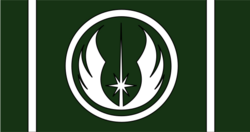 Jedi Order Flag