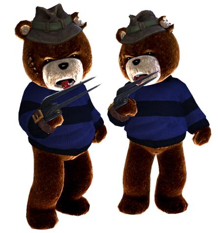 Image naughtybear freddie jpg naughty bear wiki
