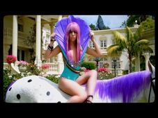 Paparazzi (song)#Music video