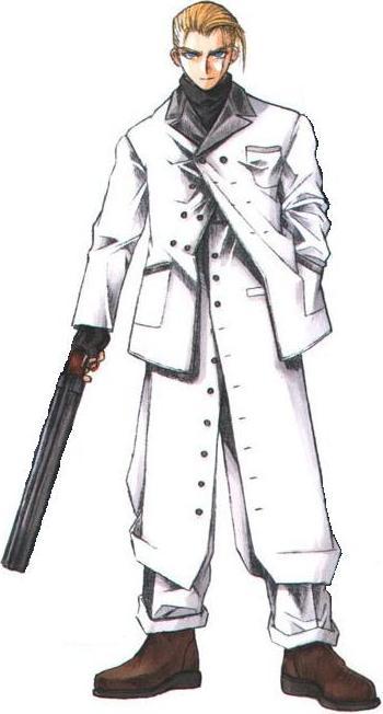 Final Fantasy VII Rufus-shinra-ff7