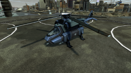 CD2 Squad Chopper
