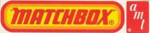 AMT-Matchbox European company logo
