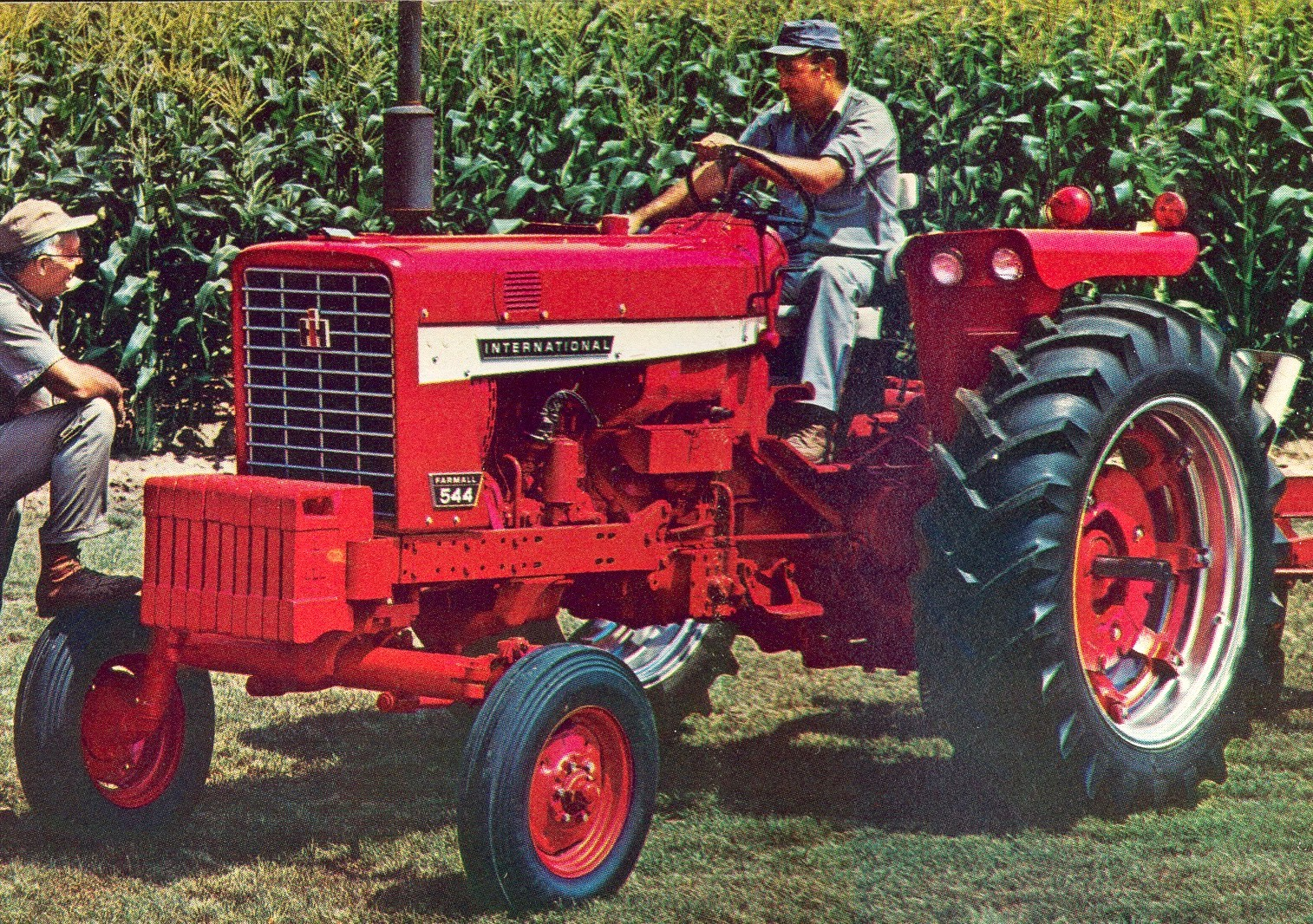 Farm All Tractor : Farmall tractor construction plant wiki the