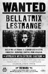 Bellatrix Lestrange Wanted