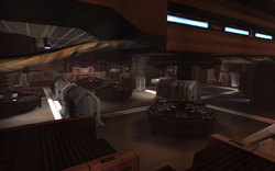 Colony of Dead science facility interior
