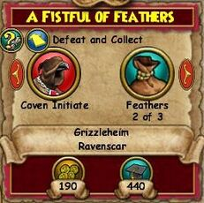 A Fistful of Feathers Part 1