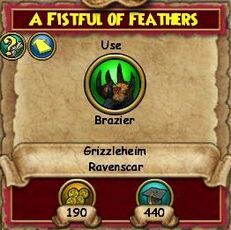 A Fistful of Feathers Part 4