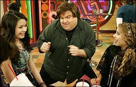 Dan Schneider with Miranda &amp; her friend