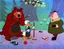 Смотреть онлайн Оскал и медведь это / Grin and Bear It ( 1954)