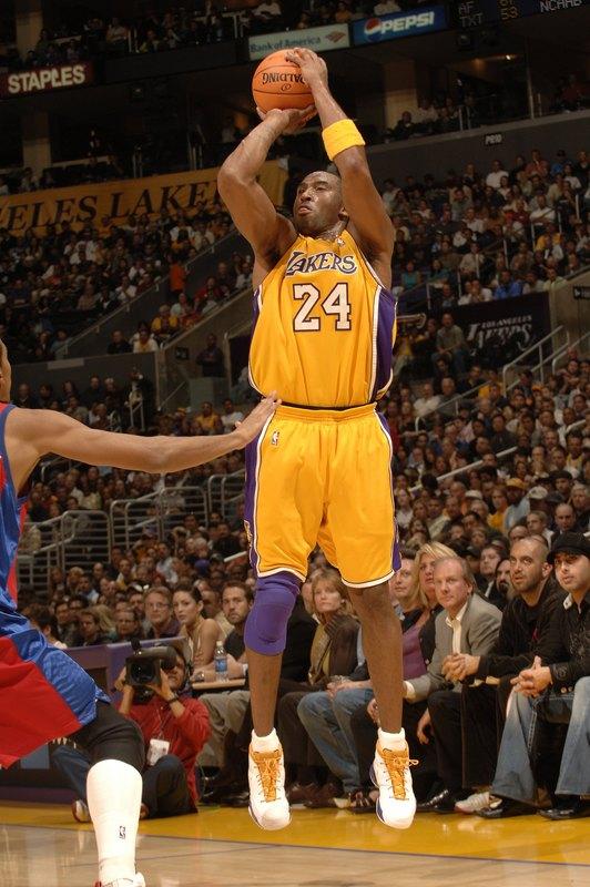 Kobe Bryant: 2008