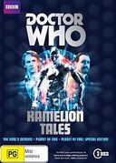 Kamelion Tales DVD box set Australian cover