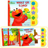 3 Book Play-a-Sound Set