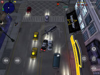 Grand Theft Auto Chinatown Wars iPad