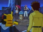 EP278 Team Rocket haciendo burla