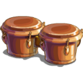 SimianTreasures Bronze Bongos-icon