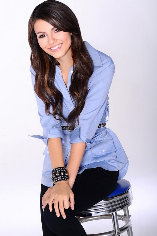 Very Victorious victoria justice naked where