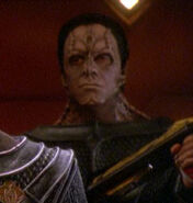 Cardassian at Dominion headquarters 2
