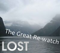Lost - The Great Re-watch