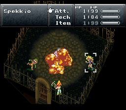 Chrono Trigger Megabomb