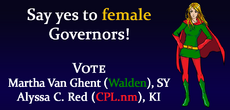 Female governors