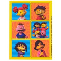 Sid the Science Kid Stickers (4)