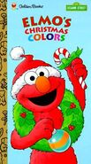 Elmoschristmascolors1997originalfrontcover