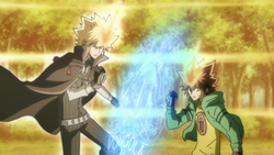 Tsuna and Giotto V