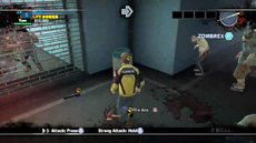 Dead rising 2 case 0 intro fire ax tom