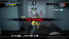 Dead rising 2 into alice tom is dead corridor