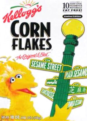 Kelloggsbigbird