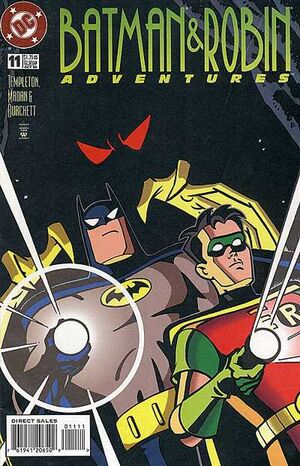Cover for Batman & Robin Adventures #11