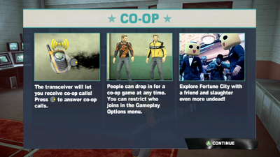 Dead rising 2 case 0 justin tv co-op tutorial screen
