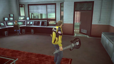 Dead rising 2 case 0 justin tv security room start electric guitar