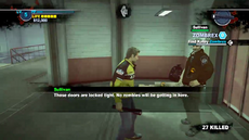 Dead rising 2 case 0 justin tv security room start (4)