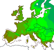 EU Hardiness 4 to 9