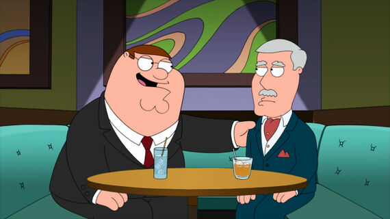 Family Guy Season 9 Episode 3 Welcome Back, Carter