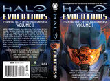 HaloEvo - Vol 01 Cover