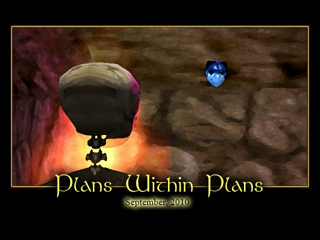 Plans Within Plans Splash Screen