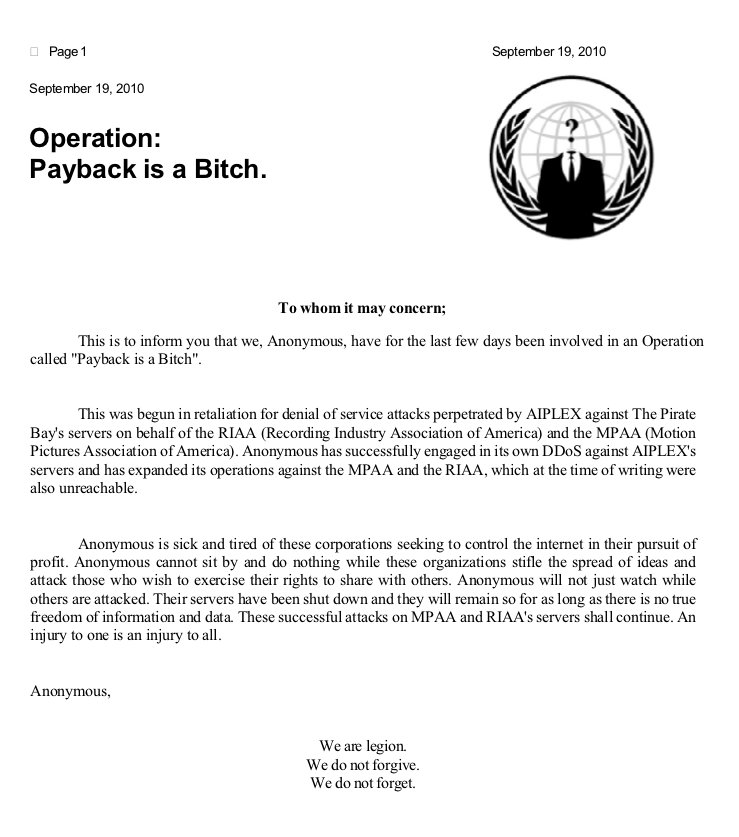 Operationpaybackbitch