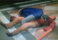 Dead Rising Alan Peterson killed