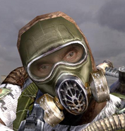SHOC Monolith Respirator