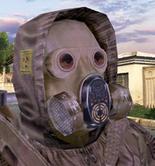 S1472 Old Loner Gasmask Variant
