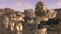 Fallout New Vegas T-51b