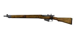 Lee-Enfield 3rd person WaW