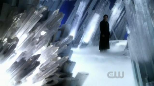fortress of solitude smallville. Featured on:Fortress of
